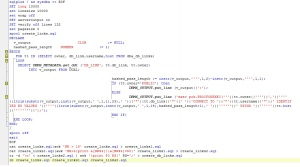 Create DB Links